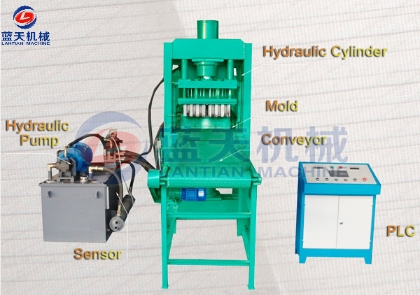 shisha charcoal briquette machine manufacturer