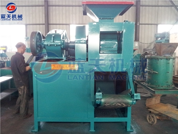 bamboo charcoal ball briquette machine