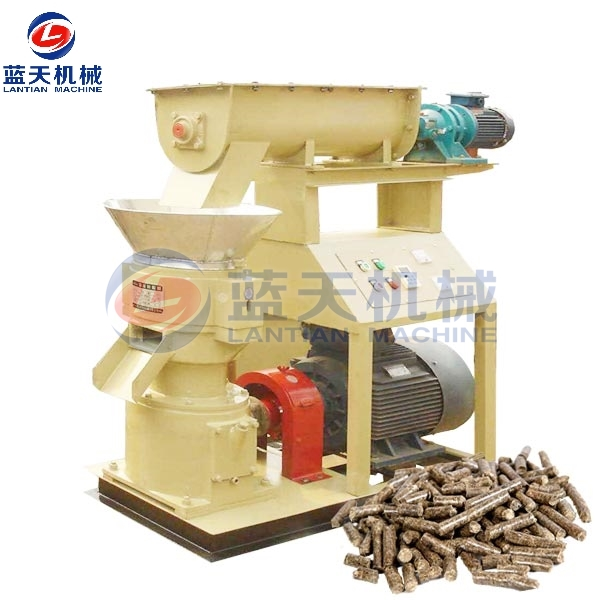 Walnut Shell Pellet Mill