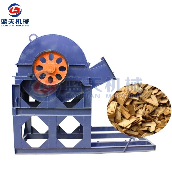 Wood Chip Crusher
