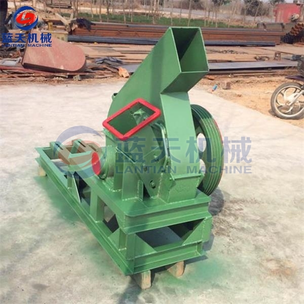 Wood Chips Crusher Machine