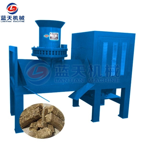 Rice Straw Briquette Machine