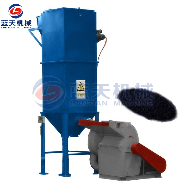Charcoal Crusher Machine